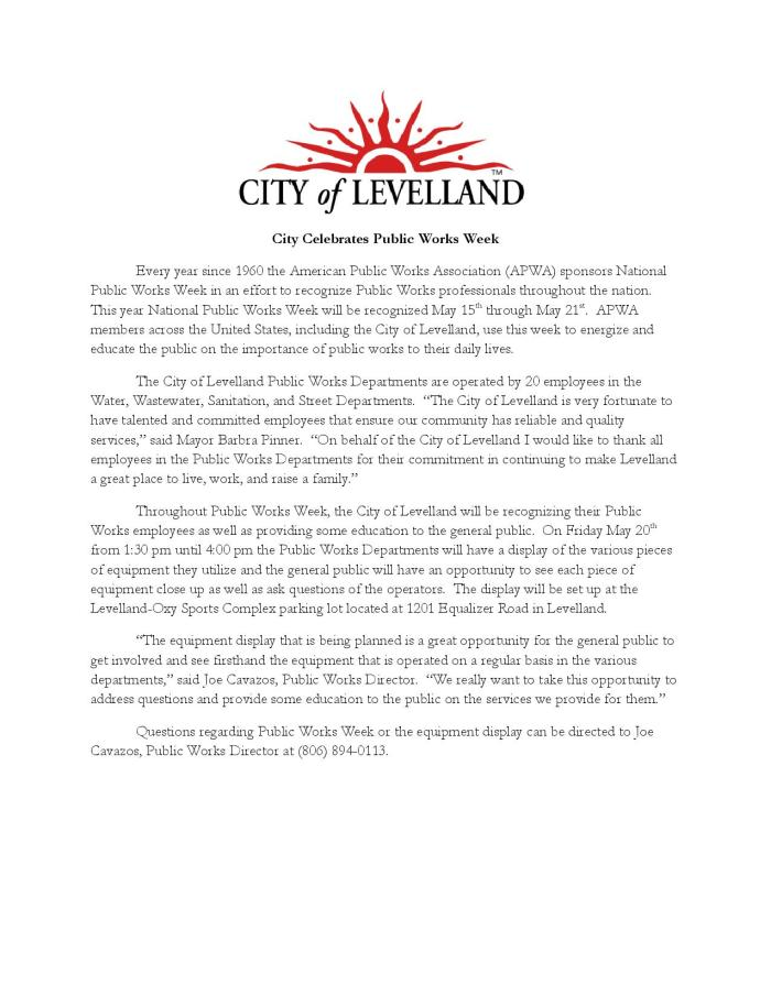 Press Release- Public Works Week-page-001 (1)