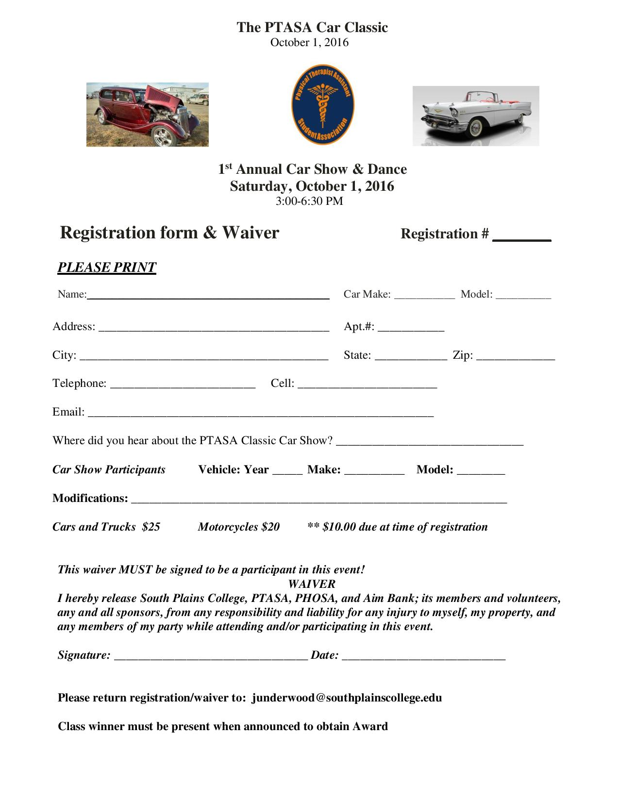 Car show registration form 1 page 001 klvt community calendar car show registration form 1 page 001 thecheapjerseys Image collections