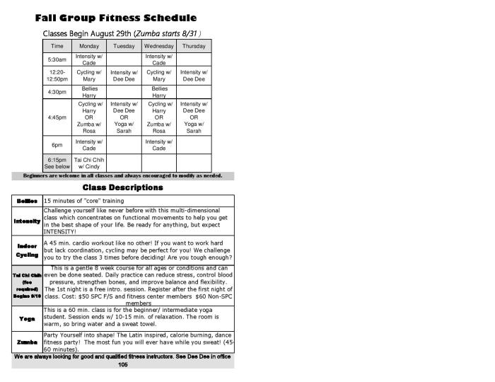 Fitness Schedule-page-001