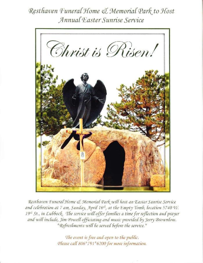 2017 Easter Sunrise PSA-page-001