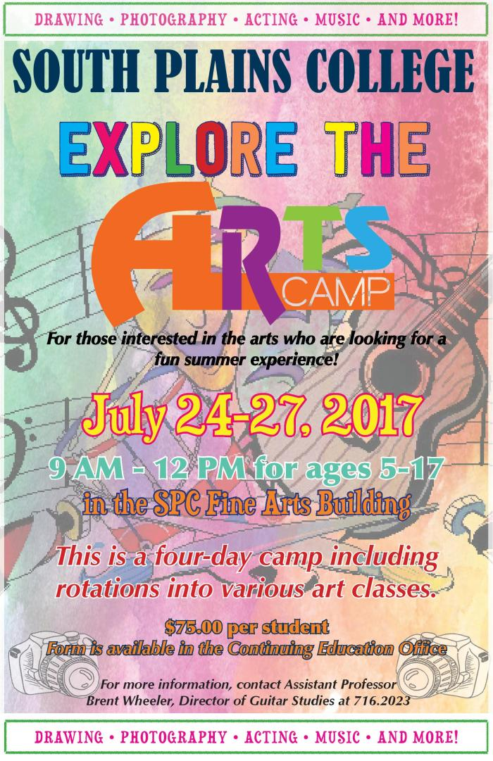 SPCExplore Arts Camp Poster2017-page-001